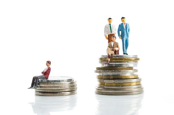 政府も注目している同一労働同一賃金